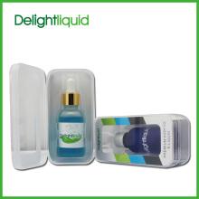 Delightliquid E cecair kaca botol E jus perisa Mint (pudina-702)