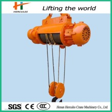 10t JIS Wire Rope Electric Hoist