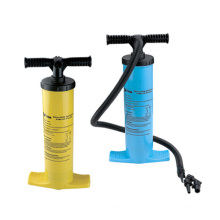 Double-Action Bicycle Ball Pump