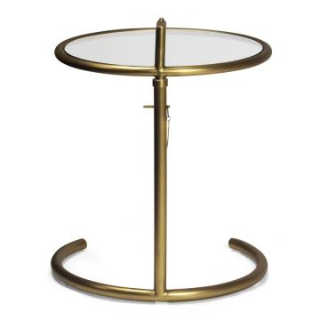 Table d'appoint Eileen gris par Finition champagne