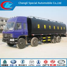 Dongfeng 8X4 Heated Asphalt Bitumen Tanker Truck
