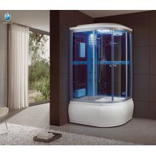 Casa de banho de vapor usada para uso em fibra de vidro