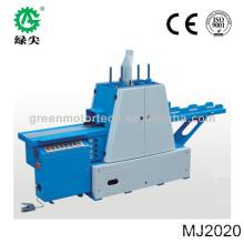 Máquina de sierra de marco de carpintería para panel de espesor