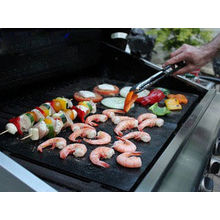 PTFE Non-stick Reusable BBq Grill Mat/Liner