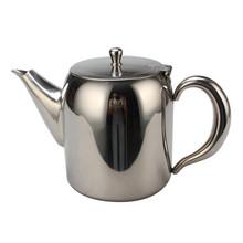 Pote de água de chá de café doméstico de aço inoxidável