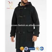 Mode Hiver Cape Manteau Long Hommes En Gros Manteau D'hiver