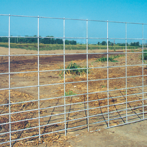 Stainless Steel Hog Fence Panel
