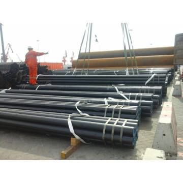 API Certificate Seamless Steel Pipe