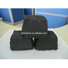 carbon electrode paste for copper smelting