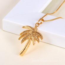 Colgante de oro de 18K de la joyería de la manera de Xuping