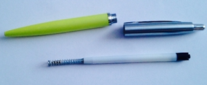 stainless metal pens