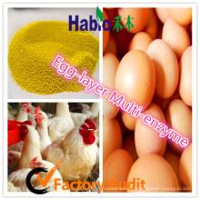 Habio Alta Qualidade Ovo-camadas Multi Enzima Especializada