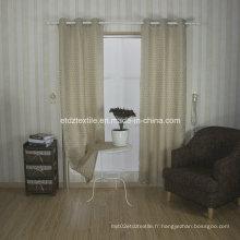 Design populaire européen de rideau de fenêtre