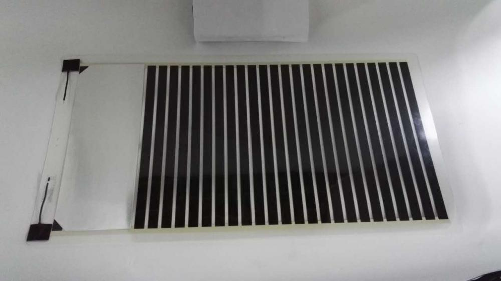high temperature 2 person sauna heat film