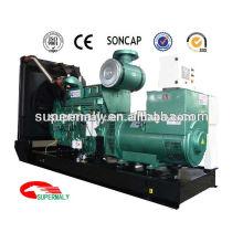 Fabrikpreis! 100kw 125kva Diesel-Generator-Set
