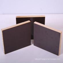 Brown Film Faced Plywood/18mm Thickness Shuttering Plywood