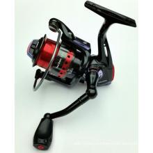Novo produto girando o carretel raso carretel pesca Tackel carreto de pesca