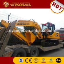 Lonking máquina hidráulica LG62215 / CDM6225 da máquina escavadora do escavador da trilha de 22 toneladas para venda