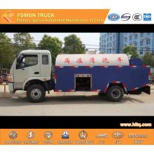 Foton 4x2 5000L Pipeline Pressure Washer Truck