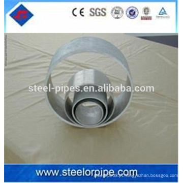 Boas especificações materiais de tubo de aço inoxidável / tubo de aço inoxidável feito na China