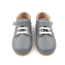 Botas de cuero para bebés Baby First Walker Toddler
