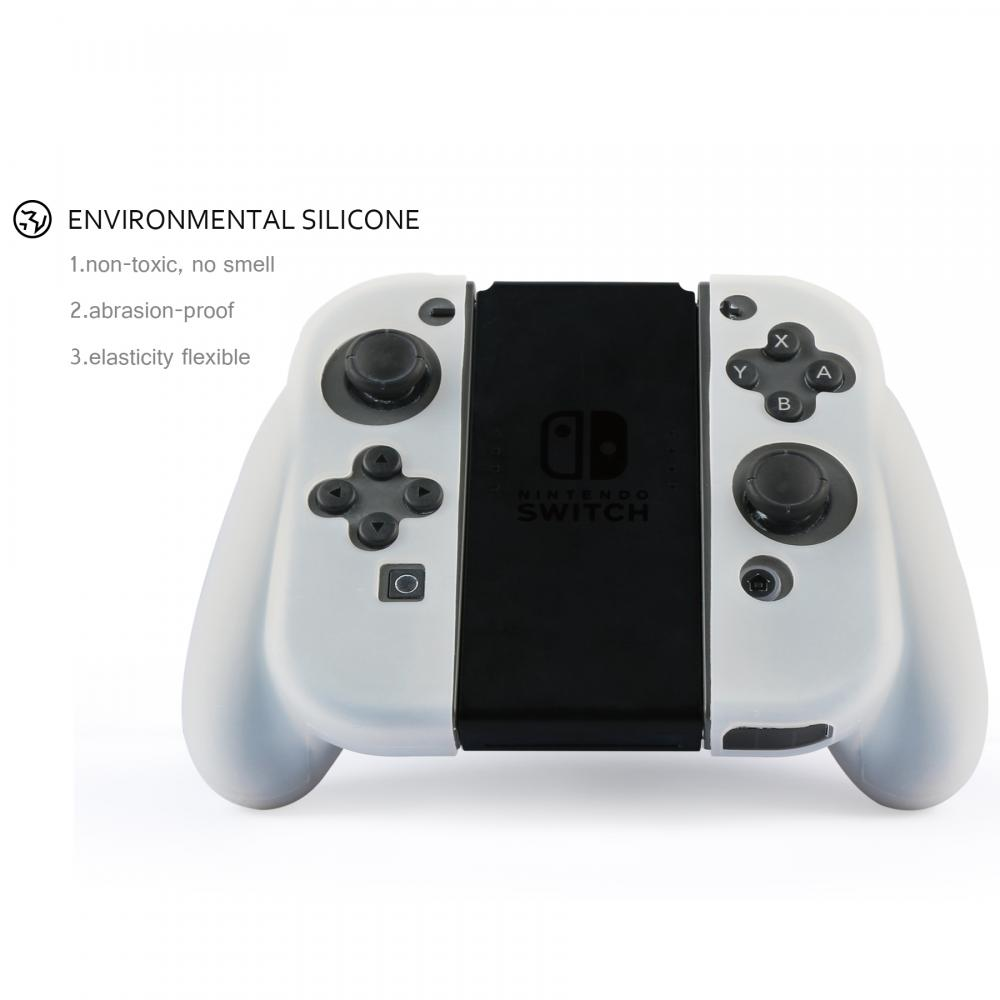 Anti-silp Silicone Protective Case untuk Switch Controller