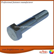 Good Quality for Hexagonal Bolts Partially Threaded DIN931 Hex Bolts (M4-M48) supply to Liberia Importers