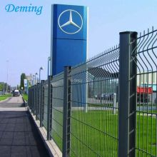 1030mm Pulverlackat Svetsat Wire Mesh Fence Panel