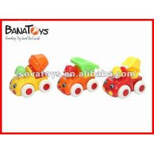 Mini camion de jouet drôle