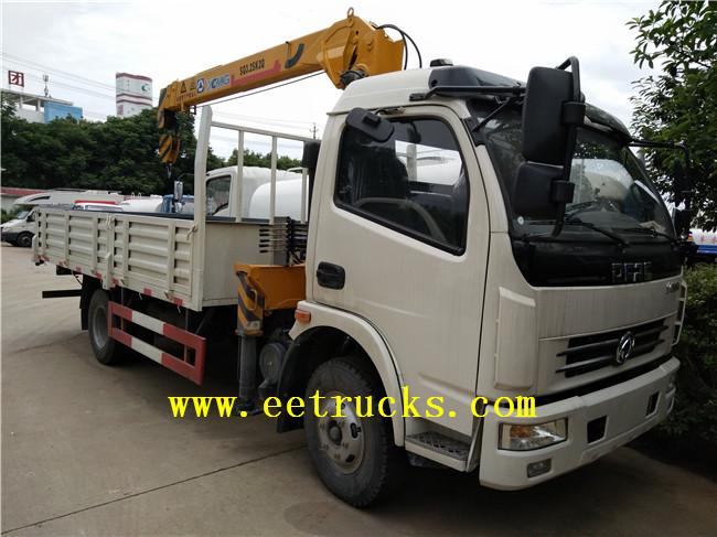 15 TON Boom Truck Crane