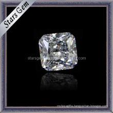 Square Princess Cut Octagon CZ Gemstone Cubic Zirconia
