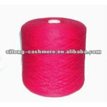 100% cashmere woolen yarn, cashmere knitting yarns for sweater, cashmere natural yarn