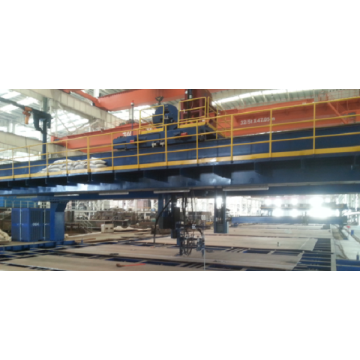 Double Arc Double Wire Submerged Arc Lasmachine