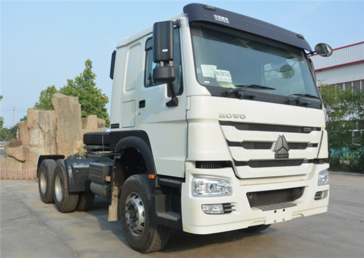 Howo 6 X 4 Prime Mover