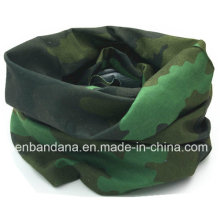 China Promocionais baratos logotipo impresso Camuflagem Poliéster Microfibra Multifuncional Sports Buff