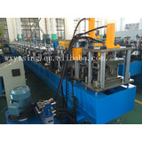 Passed CE and ISO YTSING-YD-7277 Aluminum Rain Gutter Roll Forming Machine