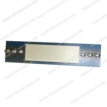 Pop οθόνη LED λειτουργική μονάδα, λειτουργική μονάδα LED αναβοσβήνει, POS στροβοσκοπική φως
