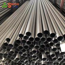 Foshan Factory 40Mm Diameter Sus 201 304 Regular Stainless Steel Pipe/Tube For Railings Handrail