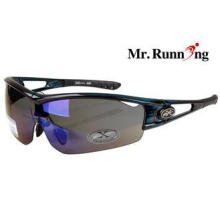 Mens / Womens Polarized Sport Sunglasses , Tinted Outdoor C