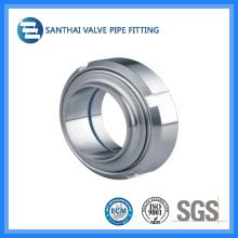 China 3A / SMS / DIN tubo de aço inoxidável Fitting SMS União