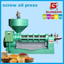 Extracción de aceite de girasol Yzyx 168 20ton / Day Gx Oil Press Prensado de aceite de soja