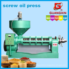 Sunflower Oil Extraction Yzyx 168 20ton/Day Gx Oil Press Soybean Oil Pressing