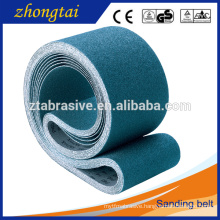abrasive belt machine make Aluminum oxide belts Flexible abrasive cloth