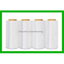 Película stretch 80 Gague LLDPE para embalaje de paletas