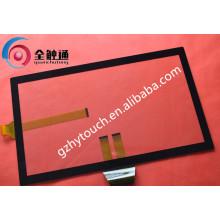 Painel de tela sensível ao toque da polegada 19 polegadas projetado toque de 10 pontos