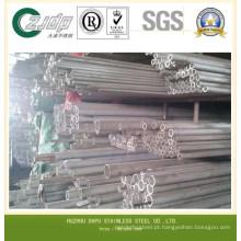 2520 5-630 mm Diâmetro externo Tubo de aço inoxidável sem costura