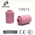 13N tig welding ceramic nozzle ceramic cup for tig welding torch