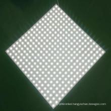 600*600 Aluminum Lamp Body Material Panel Light IP65 Flexible Led Panel For Advertising Backlight Source
