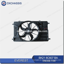 Ventilador de motor Everest genuino BK21 8C607 BA
