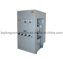 Compressor de mergulho de alta pressão Compressor de mergulho com compressor (X-440)